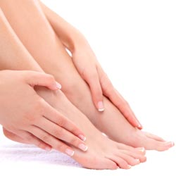 Natural Moisturising Treatment for Cracked Feet and Heels