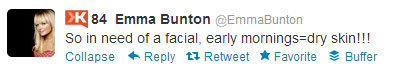 Emma Bunton on Twitter