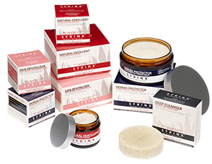 New Syrinx Za Skincare Range