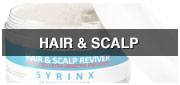 Syrinx Za Hair and Scalp Treatments
