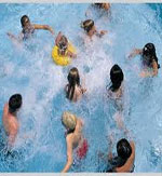 Swimming Pool Rash Do You Get A Skin Irritation After