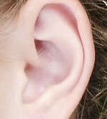 dryskin on ear